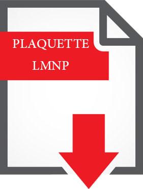 Plaquette LMNP